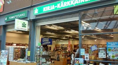 Photo of Bookstore Kirja-Kärkkäinen at Kauppakeskus Duo, Tampere 33720, Finland