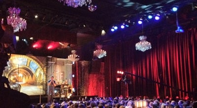Photo of Music Venue The Fillmore at 1805 Geary Blvd, San Francisco, CA 94115, United States