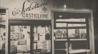 Photo of Ice Cream Shop La Sorbetteria Castiglione at Via Castiglione 44, Bologna 40124, Italy