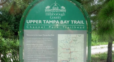 Photo of Trail Upper Tampa Bay Trail (Channel Park Trailhead) at 10314 Wilsky Blvd, Tampa, FL 33635, United States