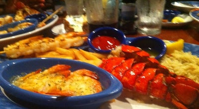 Photo of Seafood Restaurant Red Lobster at 790 Burnhamthorpe Rd. W., Mississauga, ON L5C 3X3, Canada