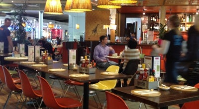 Photo of Restaurant Giraffe at At Terminal 1, Hounslow TW6 1AP, United Kingdom
