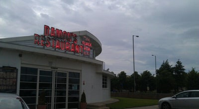 Photo of American Restaurant Damon's at The Old Airport, Speke L24 8QD, United Kingdom