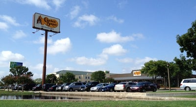 Photo of American Restaurant Cracker Barrel Old Country Store at 2350 Ih 35 N I-35 & Fm 3406, Round Rock, TX 78681, United States