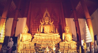 Photo of Buddhist Temple วัดเกตุมดีศรีวราราม (Wat Ketmadi Si Wararam) at 19/1 Thon Buri-pak Tho Rd, Samut Sakhon 74000, Thailand