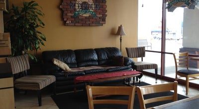 Photo of Bagel Shop Bonjour Bagel Cafe at 15010 La Mirada Blvd, La Mirada, CA 90638, United States