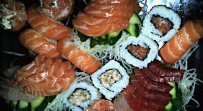 Photo of Japanese Restaurant NaBarca Sushi at Av. Marechal Mallet, 928, Praia Grande, Brazil