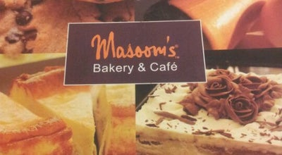 Photo of Cafe Masoom's Bakery & Cafe at Main Bosan Road, Multan 60000, Pakistan