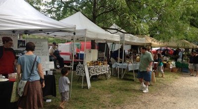 Photo of Farmers Market Irvington Farmers Market & Art Fair at 5301 E Saint Clair St, Indianapolis, IN 46219, United States