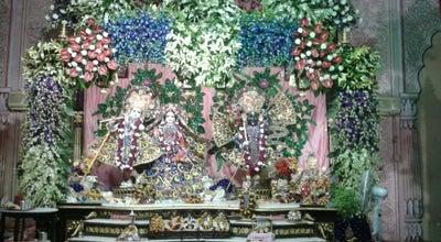 Photo of Temple Iskcon Temple at Ahmedabad, India