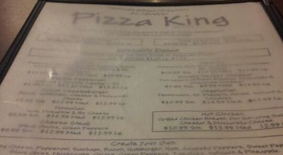 Photo of American Restaurant Pizza King at 300 W Stein Hwy, Seaford, DE 19973, United States