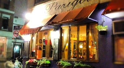 Photo of French Restaurant Parigot Restaurant at 155 Grand St, New York, NY 10013, United States