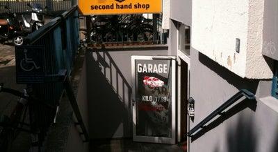 Photo of Thrift / Vintage Store Kleidermarkt Garage at Ahornstr. 2, Berlin 10787, Germany