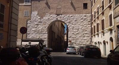 Photo of Historic Site Porta San Pietro o Arco de Carola at Corso Giacomo Matteotti, Ancona 60121, Italy