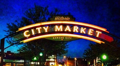Photo of Farmers Market City Market at 20 E 5th St, Kansas City, MO 64106, United States