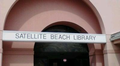 Photo of Library Satellite Beach Library at 751 Jamaica Blvd, Satellite Beach, FL 32937, United States