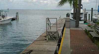 Photo of Seafood Restaurant Dry Dock Waterfront Grill at 412 Gulf Of Mexico Dr, Longboat Key, FL 34228, United States