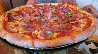 Photo of Italian Restaurant Melo's Pizza & Pasta at 1660 Contra Costa Blvd, Pleasant Hill, CA 94523, United States