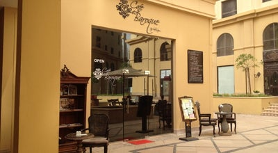 Photo of Cafe Baroque at Murjan, Dubai Marina UAE, United Arab Emirates