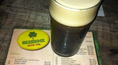Photo of Irish Pub Shamrock Irish Pub at R. Vieira De Castro, 32, Porto Alegre 90040-320, Brazil