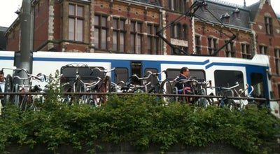 Photo of Tram Tram 1 Centraal Station - Osdorp De Aker at Amsterdam, Netherlands