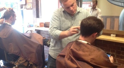 Photo of Salon / Barbershop Geno's Barberia at 48 Greenwich Ave, New York, NY 10011, United States
