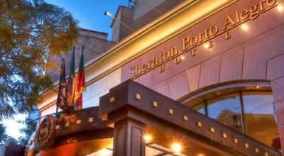 Photo of Hotel Sheraton Hotel at R. Olavo Barreto Viana, 18, Porto Alegre 90570-070, Brazil