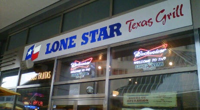 Photo of Mexican Restaurant Lone Star Texas Grill at 212 King Street West, Toronto, ON M5V 1K5, Canada