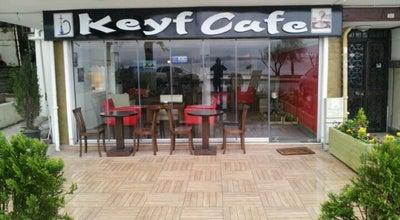 Photo of Cafe Keyf Cafe at Pro Muammer Aksoy Cad. No:92/b Değirmendere, Kocaeli, Turkey