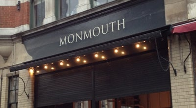 Photo of Coffee Shop Monmouth Coffee Company at 2 Park St, Borough SE1 9AB, United Kingdom