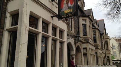 Photo of Pub Pen & Wig at 1 Park Grove, Cardiff CF10 3BJ, United Kingdom