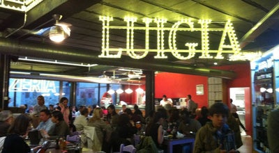 Photo of Italian Restaurant Luigia at Rue Adrien-lachenal 24a, Geneva 1207, Switzerland