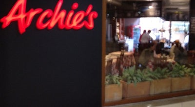 Photo of Italian Restaurant Archie's at Centro Chía, Chía, Colombia