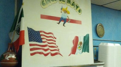 Photo of Mexican Restaurant Cinco de Mayo at 116 Broadway, Hillsdale, NJ 07642, United States