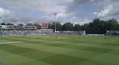 Photo of Cricket Ground The Swalec Stadium at Sophia Walk, Cardiff CF11 9XR, United Kingdom