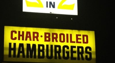 Photo of Burger Joint Omega Drive-In at 319 W Chapman Ave, Orange, CA 92866, United States
