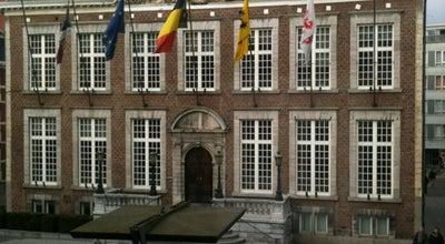Photo of City Hall Stadhuis Hasselt at Groenplein 1, Hasselt 3500, Belgium