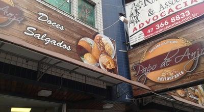 Photo of Bakery Panificadora Papo De Anjo at Av Brasil, Balneario Camboriu, Brazil