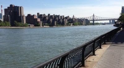 Photo of Park East River Promenade at East River, New York, NY 10014, United States