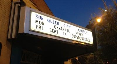 Photo of Rock Club Visulite Theatre at 1615 Elizabeth Ave, Charlotte, NC 28204, United States