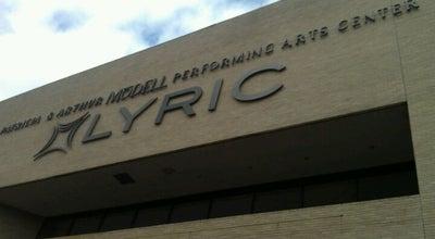 Photo of Opera House Lyric Opera House at 140 West Mount Royal Avenue, Baltimore, MD 21201, United States