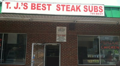 Photo of American Restaurant TJ's Best Steak Subs at 2-140 Maryland 168, Linthicum Heights, MD 21090, United States