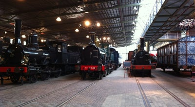 Photo of History Museum Het Spoorwegmuseum at Maliebaanstation, Utrecht 3581 XW, Netherlands