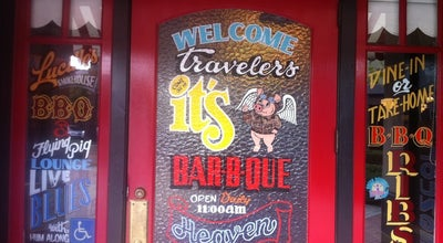 Photo of BBQ Joint Lucille's Smokehouse Bar-B-Que at 12624 N Mainstreet, Rancho Cucamonga, CA 91739, United States
