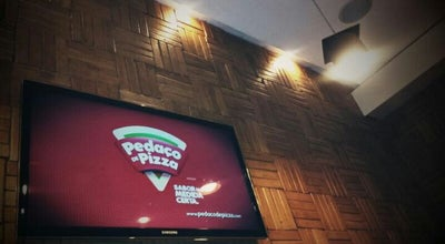 Photo of Pizza Place Pedaço de Pizza at R. Braz Bernardino, 148, Brazil
