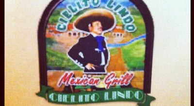 Photo of Mexican Restaurant Cielito Lindo at 1110 E Clark Ave, Orcutt, CA 93455, United States