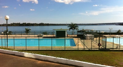 Photo of Tennis Court Clube Centrejufe at Brasília 70200-002, Brazil
