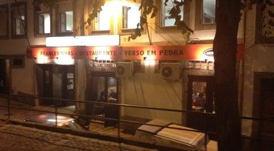 Photo of Restaurant Verso em Pedra at R. Da Arménia, 12-14-16, Porto 4050-068, Portugal