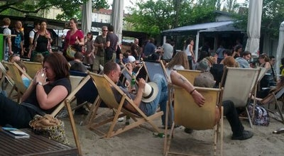 Photo of Beach Bar Schönwetter at Bernauer Str. 63, Berlin 13355, Germany