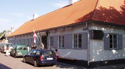 Photo of History Museum Amatu māja at Skolas Iela 3, Ventspils LV 3601, Latvia